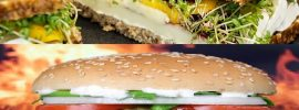 Burger Vs Sandwich