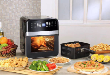 best air fryer with stainless steel basket